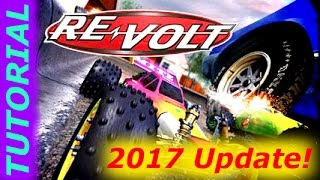 Download [Tutorial] Re-Volt (2017 Update): How to install the game on your PC LEGALLY! [SUB-ITA] Video