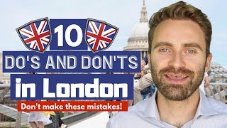Download 10 ESSENTIAL Do's and Don'ts in London (Don't make these MISTAKES!) Video