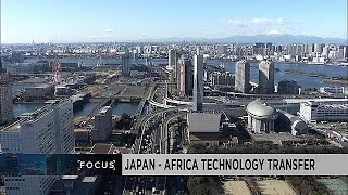 Download Focus : Japan - Africa : A new form of partnership Video