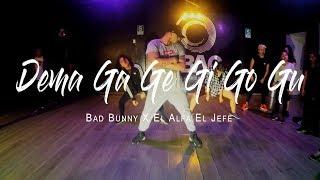 Download Bad Bunny X El Alfa El Jefe - Dema Ga Ge Gi Go Gu/ CHOREOGRAPHY BY Jeremy Iturri Video