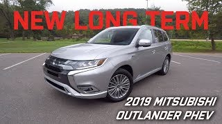 Download Welcoming the 2019 Mitsubishi Outlander PHEV Long Term Video