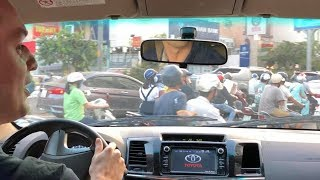 Download Here's Why Driving in Vietnam is Totally Terrifying... ROAD RAGE! Video