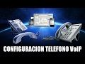 Download Configuración y obtención de los datos de un teléfono VoIP (SIP) Video