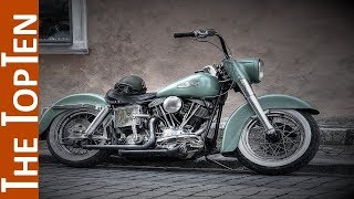 Download The Top Ten Harley-Davidsons of All Time Video