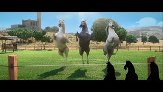 Download Ferdinand | ″Straight from the Horse's Mouth - Bull Crew″ | Official HD Clip 2017 Video
