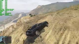 Download Grand Theft Auto V [i7 4790K / EVGA GTX 1070 FTW] Performance OC Video