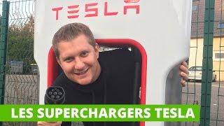 Download Les Superchargers Tesla : la recharge ultra-rapide Video