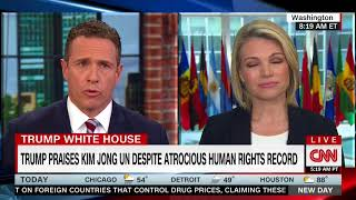 Download HEATHER NAUERT FULL INTERVIEW WITH CHRIS CUOMO - NEW DAY (5/11/2018) Video