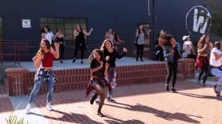 Download Santa Ana High School Dance Team Flash Mob Video