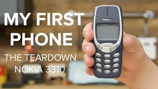 Download My First Phone: The Teardown (Nokia 3310) Video