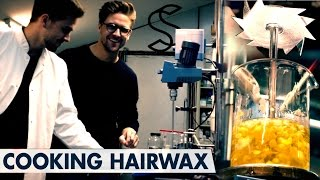 Download How To Make Hairwax ★ Chemistry By Vilain Black Fiber ★ Black Friday Men's Hair Video