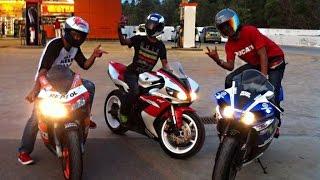 Download BIKERS Compilation - Superbikes & Accelerations, Motorcycle Wheelies, Speed, RACE LOUD Exhausts! Video