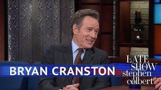 Download Bryan Cranston Plays With His Real 'Isle Of Dogs' Puppet Video