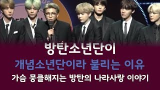 Download [BTS] 가슴 뭉클해지는 방탄소년단의 나라사랑 이야기(방탄의 애국 행보 총정리) Video