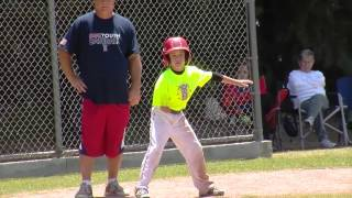 Download 10 year-old baseball kid with one arm is a true All Star - Grayden Lucas Video