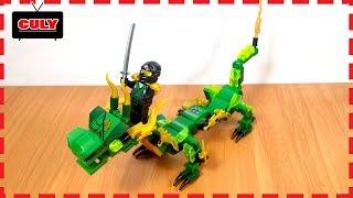 Download Lắp ráp Lego NinjaGo cưỡi rồng thần cực ngầu siêu đẹp dragon brick toy for kids dồ chơi trẻ em Video