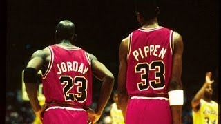 Download Bulls vs. Lakers - 1991 NBA Finals Game 5 (Bulls win first championship) Video