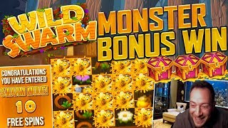 Download MONSTER SWARM MODE WIN!! Insane Giveaway! Video