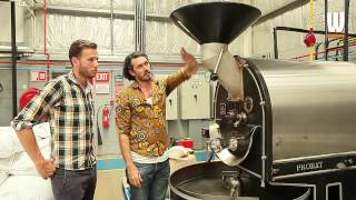 Download How coffee is roasted Video