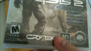 Download Lockerz Unboxing: Crysis 2 per Playstation 3 PS3 Video