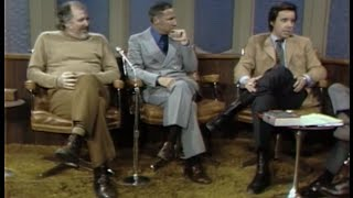 Download Mel Brooks, Robert Altman, Peter Bogdanovich, Frank Capra Dick Cavett Show 1972 Video