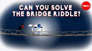 Download Can you solve the bridge riddle? - Alex Gendler Video