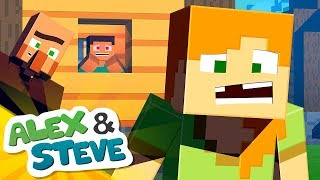 Download ✨ THE TOOTH FAIRY ISN'T REAL?! | The Minecraft Life of Alex & Steve | Minecraft Animation Video