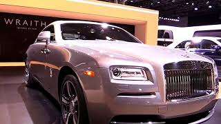 Download 2018 Rolls Royce Wraith Mod Design Special Limited First Impression Lookaround Video