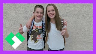 Download FIRST DAY OF SCHOOL 2016 (Day 1586) Video