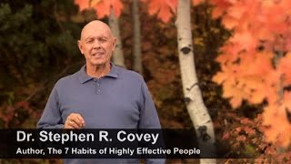 Download Weekly Planning- A Video from The 7 Habits of Highly Effective People Video