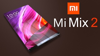 Download Xiaomi Mi Mix 2 Realistic Concept with 93% Screen To Body Ratio & Dual Camera Module Video