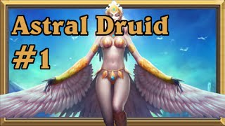 Download Astral Druid #1: Let me take you to the stars Video