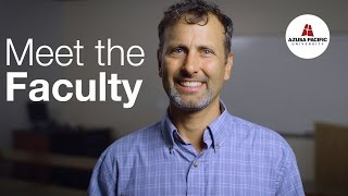 Download Meet the Faculty: Rob Muthiah, Ph.D. Video