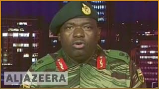 Download Zimbabwe tensions: Military seizes power, denies coup Video