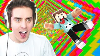 Download DENIS vs THE ULTIMATE MINECRAFT DROPPER! Video