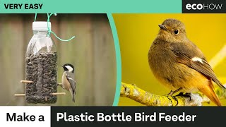 Download Eco How: How to make a Bird Feeder from a Plastic Bottle Video