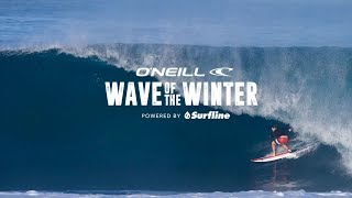 Download O'Neill Wave of the Winter 2018 Video
