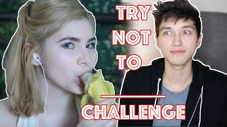 Download TRY NOT TO GET TURNED ON CHALLENGE! Video