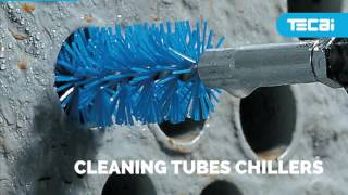 Download PROTUB. Cleaning equipment for chimneys and chiller tube Video