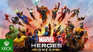 Download Marvel Heroes Omega - Xbox One Launch Trailer Video