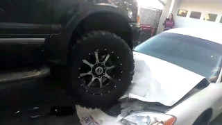 Download Ohio Residents DESTROY Neighbors Vehicle!!! Video