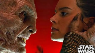 Download What Rey Said She Saw While Looking In Snoke's Eyes - Star Wars Explained Video