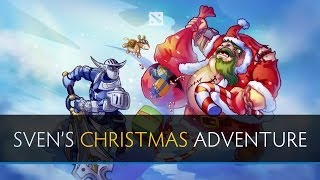 Download Dota 2 Sven's Christmas Adventure (Full Movie) Video