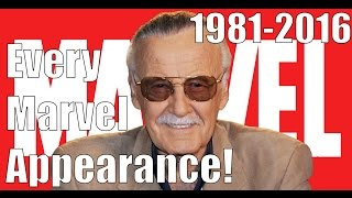 Download Every Stan Lee Marvel Appearance (1981-2016) Video