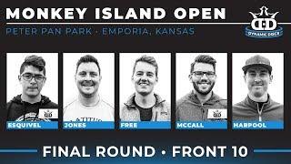 Download 2019 Monkey Island Open Lead Card Final Round Part 1 | Esquivel, McCall, Jones, Free, Harpool Video
