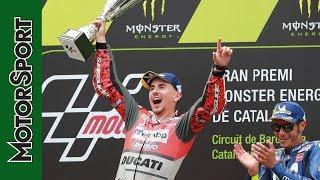 Download Rider Insight with Freddie Spencer: Catalunya MotoGP Video