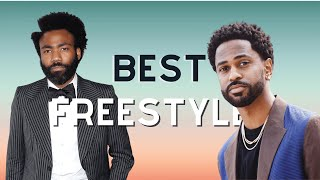 Download Best Freestyle? (Big Sean/Childish Gambino/G-Eazy/Hopsin/Logic) Video