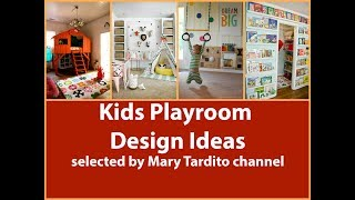 Download Cool Playroom Ideas - Kids Play Room Design Ideas - Best Kids Toy Rooms Video