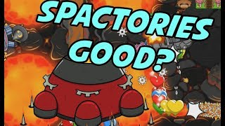 Download SPIKE FACTORIES?! Actually Good?! - Bloons TD Battles Video