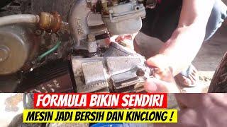 Download Cara Mudah Bersihkan Blok Mesin Motor !!! Video